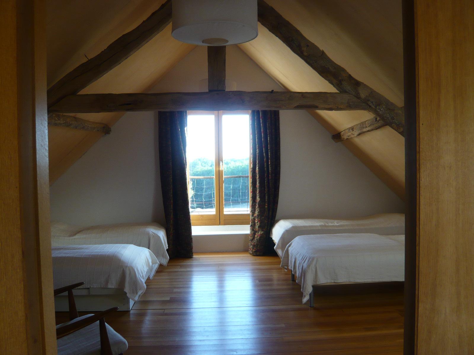 Chambre 4 lits 2ème étage